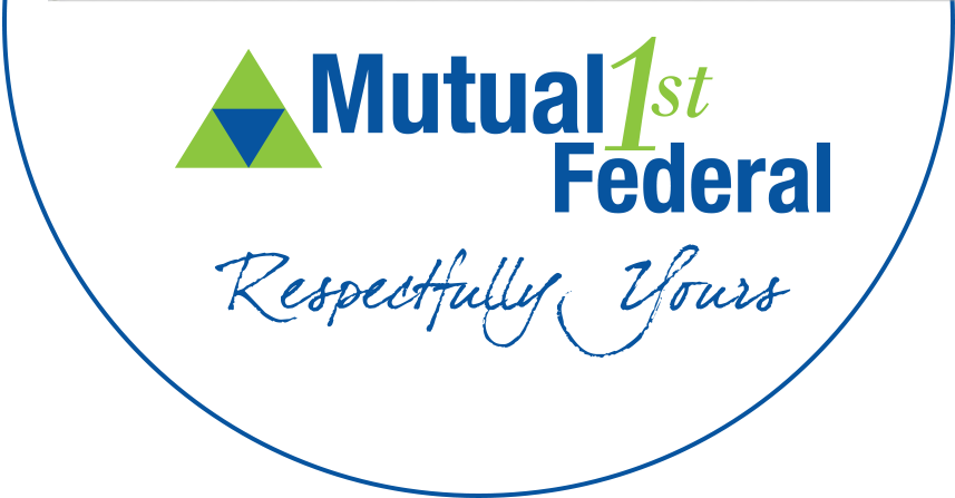 Mutual 1st Federal logo