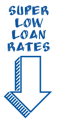 low loan rates