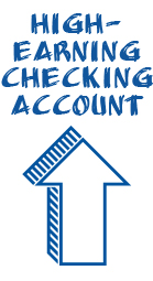 high-yield checking account