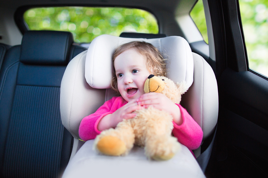 Road Trip with your child